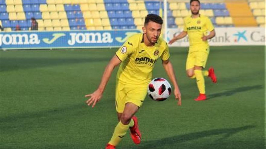 El Villarreal B se lanza al ataque