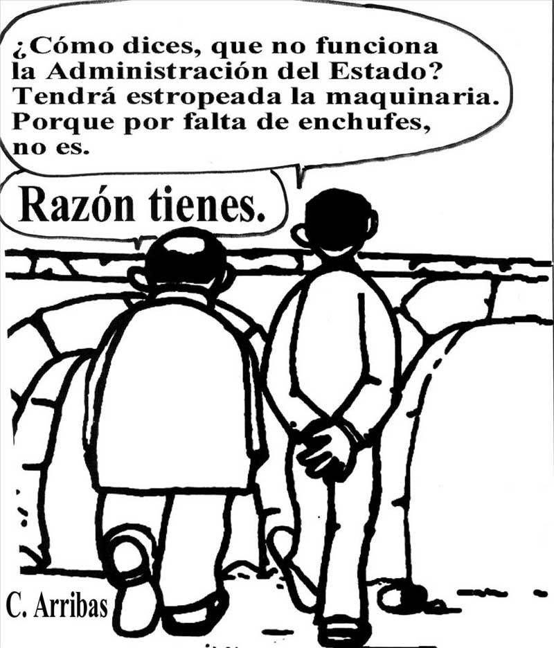 Humor romano por Carmelo Arribas