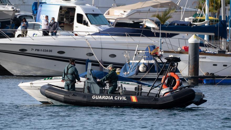 Un buque con sonar y robot submarino se dirige a Tenerife para buscar a las niñas desaparecidas
