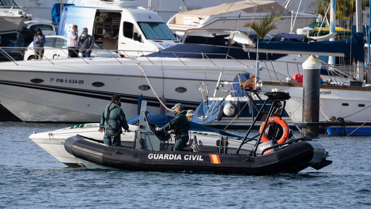 El buque oceanográfico podría llegar a finales de semana para sumarse a la búsqueda.