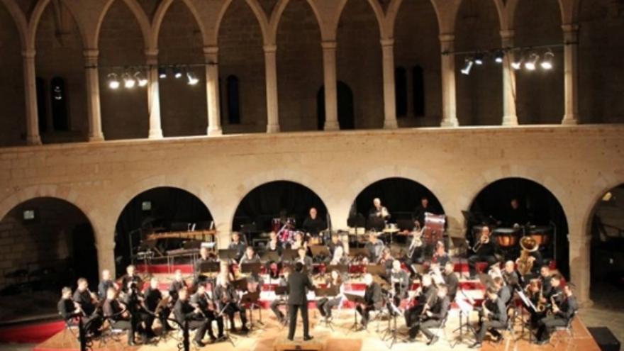 Estiu a Bellver 2021 - Simfovents Palma Gala de Sarsuela (Cicle al pati d'armes del castell, concert