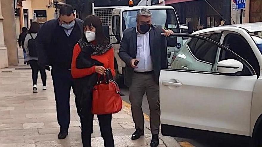 El PP de Inca denuncia que el alcalde usó un coche de la Policía para un acto oficial