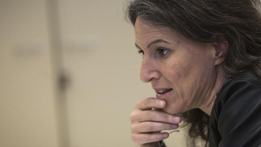 María Oliver renuncia como asesora de Dalmau tras ser procesada por el mapa escolar