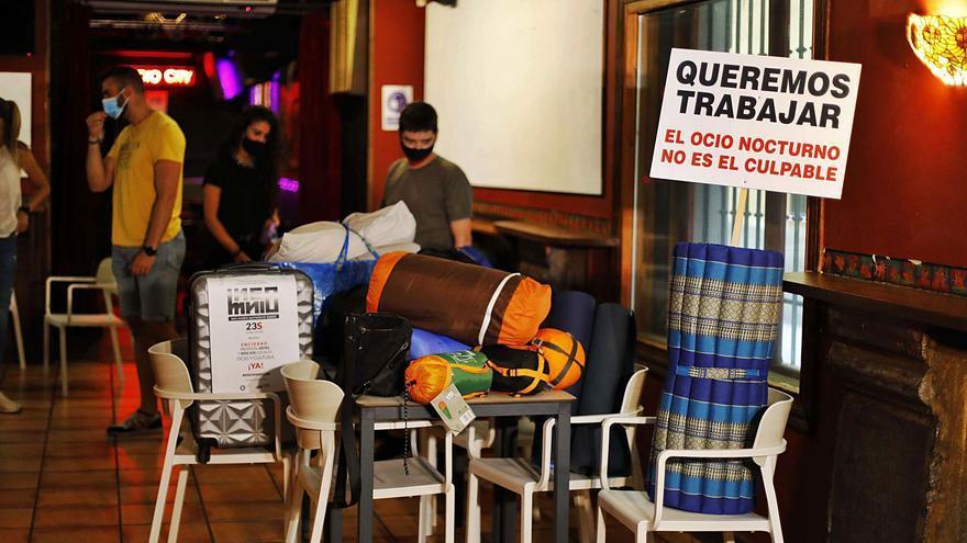 El responsable de Turismo discrepa de las restricciones al ocio nocturno