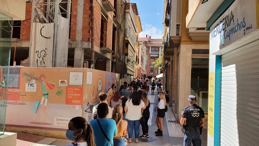 Nyno Vargas agota las entradas en Lorca