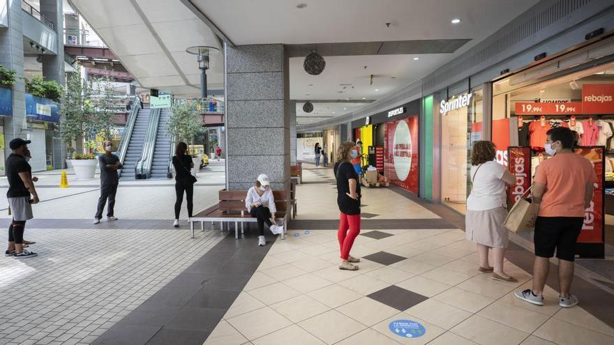 Qué centros comerciales están abiertos hoy
