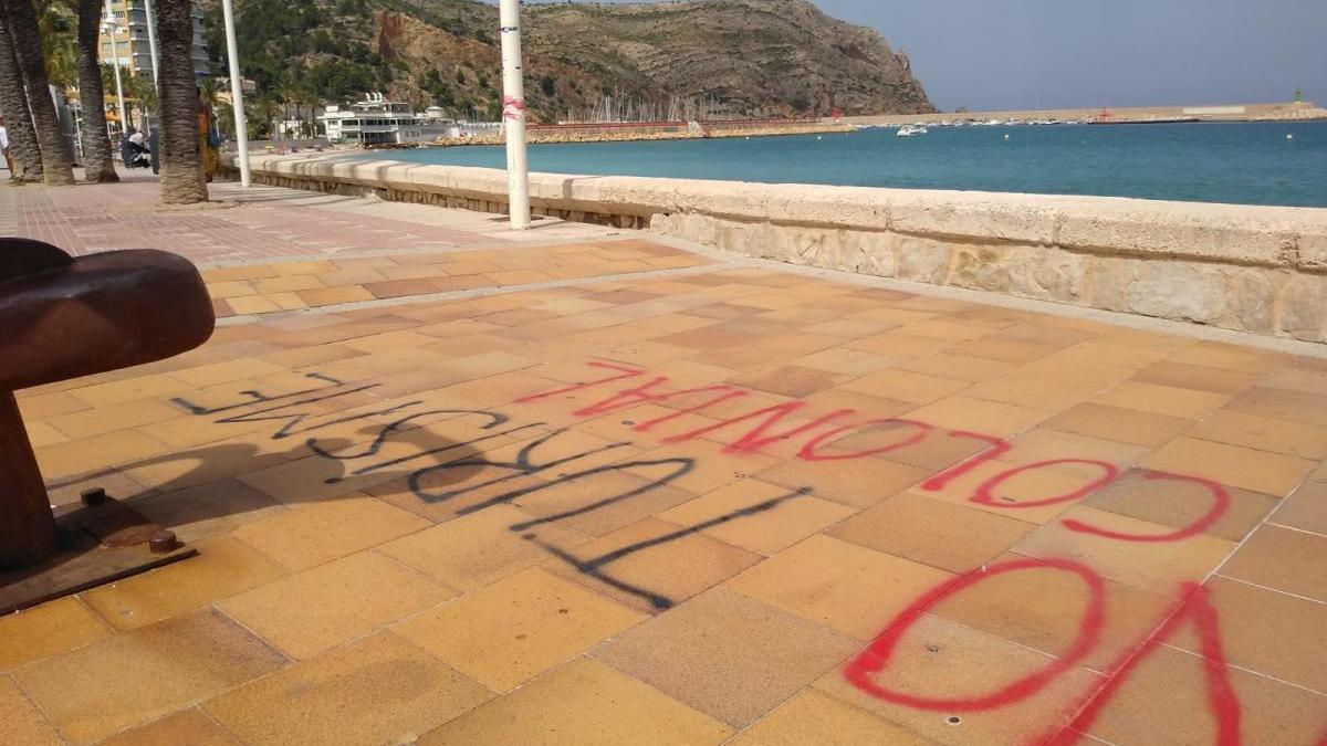 "Llega la ""turismofobia"" a Xàbia"