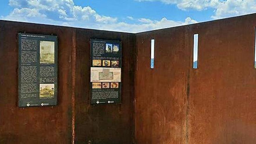 Avinyó culmina  les obres per fer visitable la torre dels Soldats