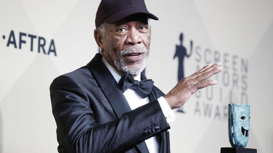 Ocho mujeres acusan de acoso a Morgan Freeman, que se disculpa