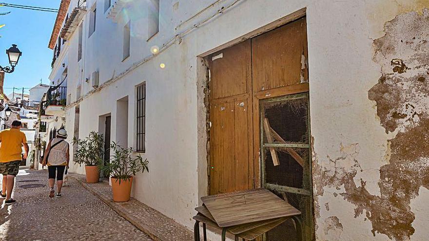 Altea dará a vecinos del casco antiguo hasta 1.000 euros por renovar sus fachadas