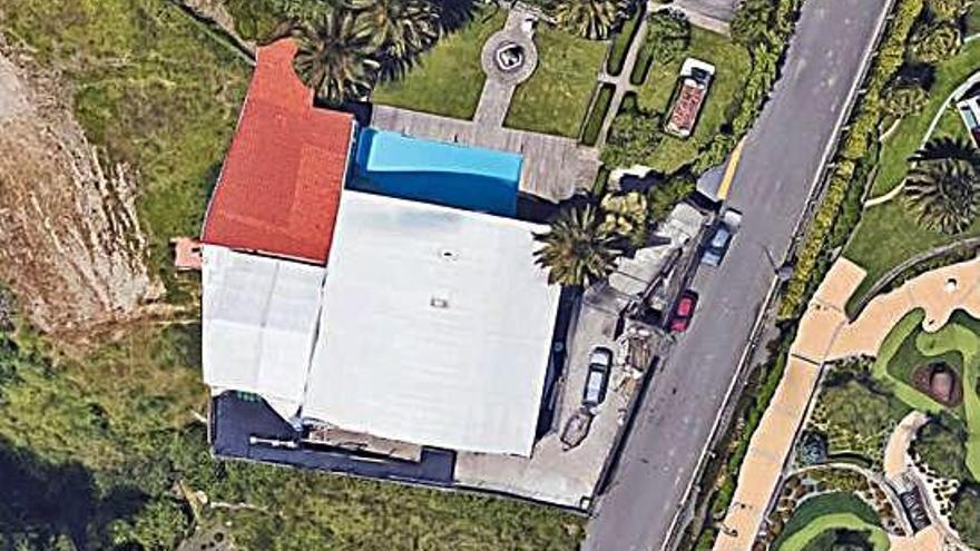 El Concello frena el precinto del Pazo de San Fernando hasta resolver un recurso