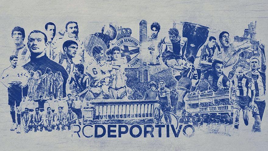 114 años de historia del RC Deportivo