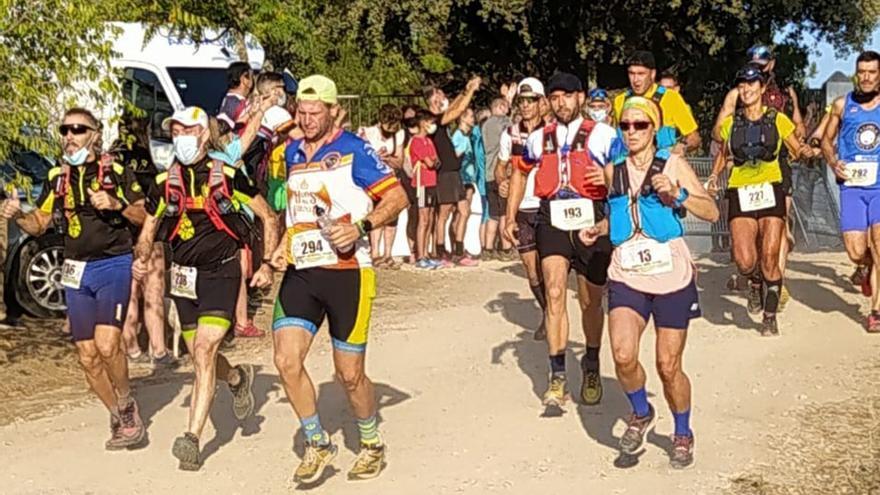 Salvador Oliva gana la Carrera por Montaña Los Villares