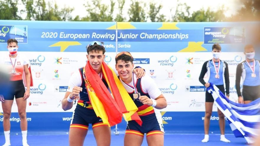 Caetano Horta se proclama campeón de Europa juvenil