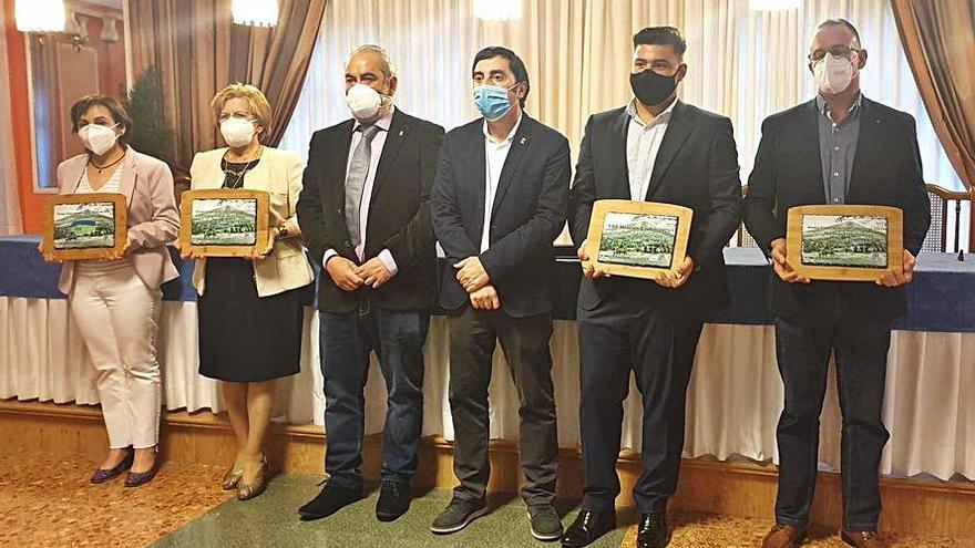 La Sociedad Gorfolí-Santufirme entregó sus premios anuales