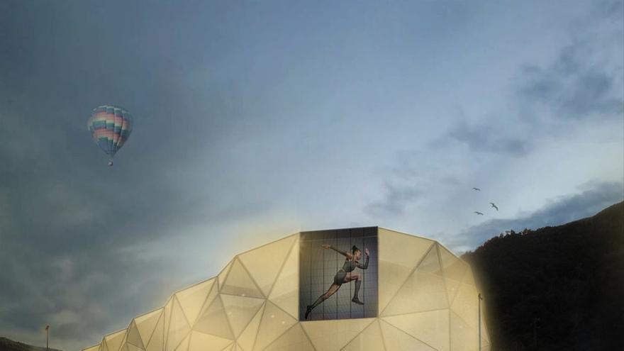 Obre un nou centre comercial i d'oci a Andorra