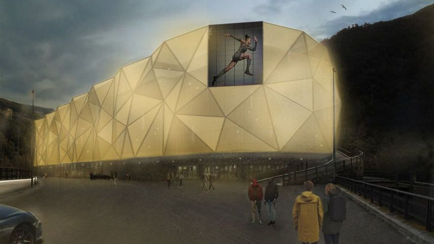 El projecte del centre comercial Epizen