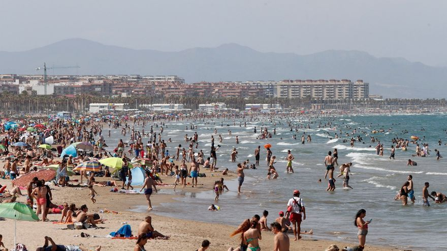 La Comunitat Valenciana lidera el ranking de banderas azules 2021
