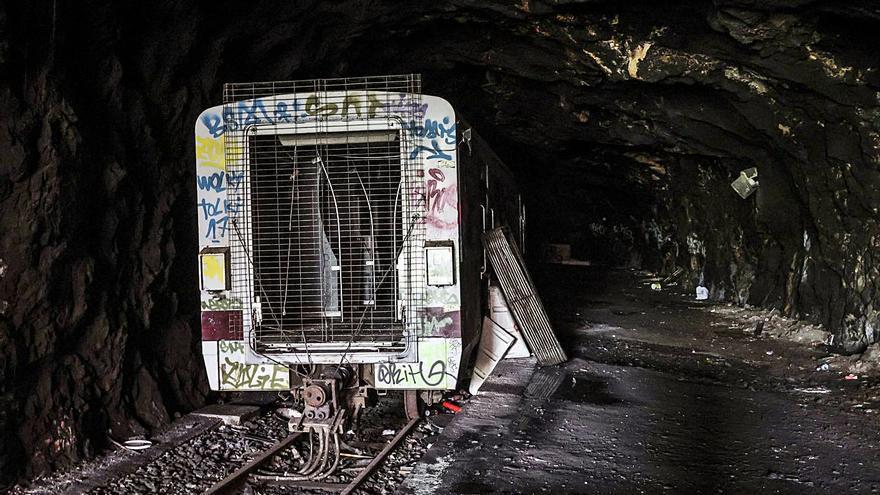 Piden dedicar la rampa de Pajares a probar trenes o acoger viajes en convoyes históricos