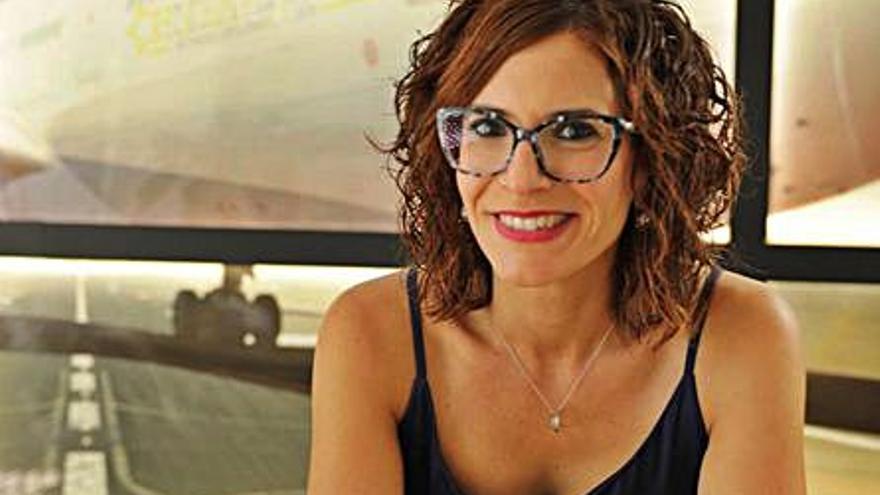 La empresaria Ester Martínez, nueva presidenta de la plataforma Elche Piensa