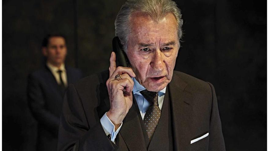 L'actor José Sacristán actua per primer cop al Kursaal amb l'obra «Muñeca de porcelana»