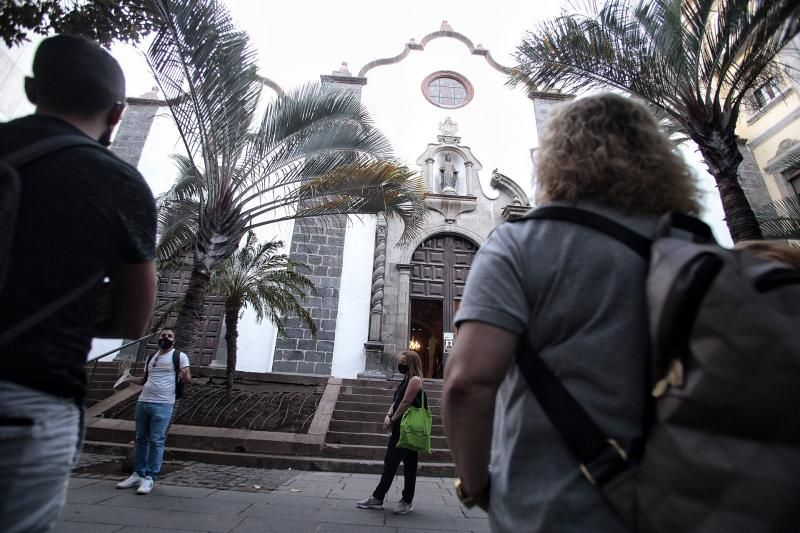 "Ruta guiada por ""Santa Cruz oculta y misteriosa"""