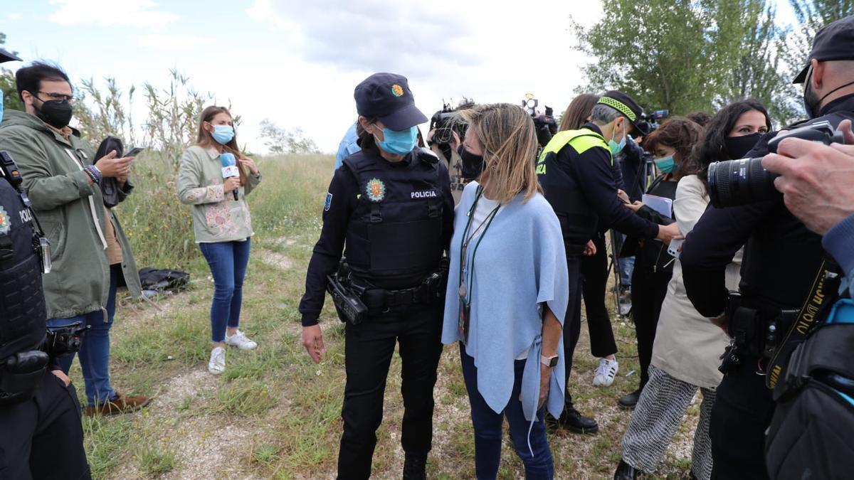Hallado el cuerpo de Karim, el niño de 13 años desaparecido en el Ebro en Zaragoza