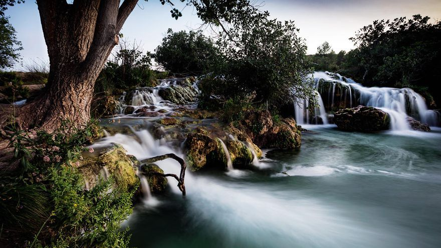 Lagunas de Ruidera: El parque color esmeralda