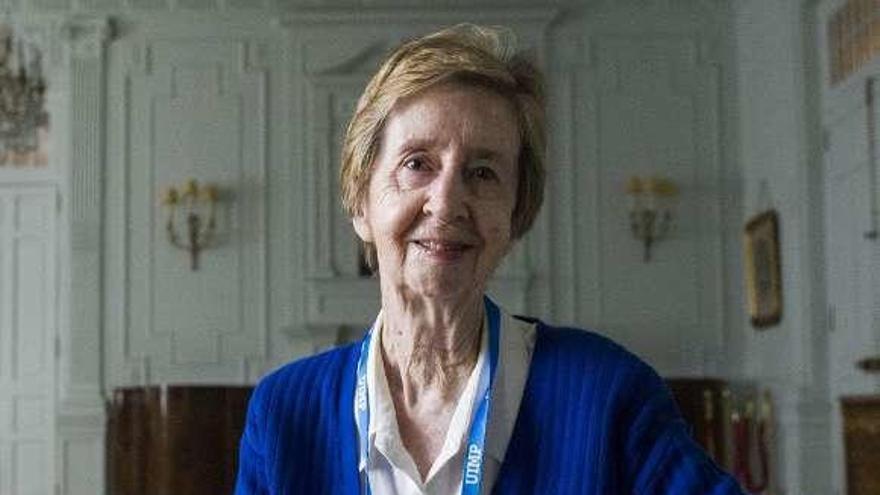 Muere Margarita Salas, la 'Marie Curie' española