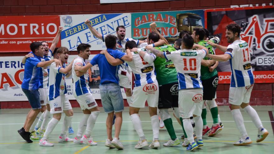 Desguaces Casquero regresa a la División de Plata