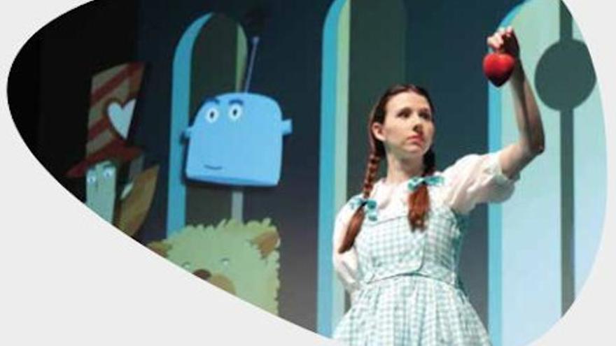 IV Premiu y Festival Nel Amaro: 'El viaxe de Dorothy'
