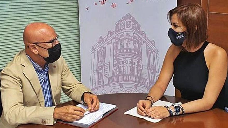 Evelyn Alonso pide amparo al Diputado del Común por el «acoso» de la oposición