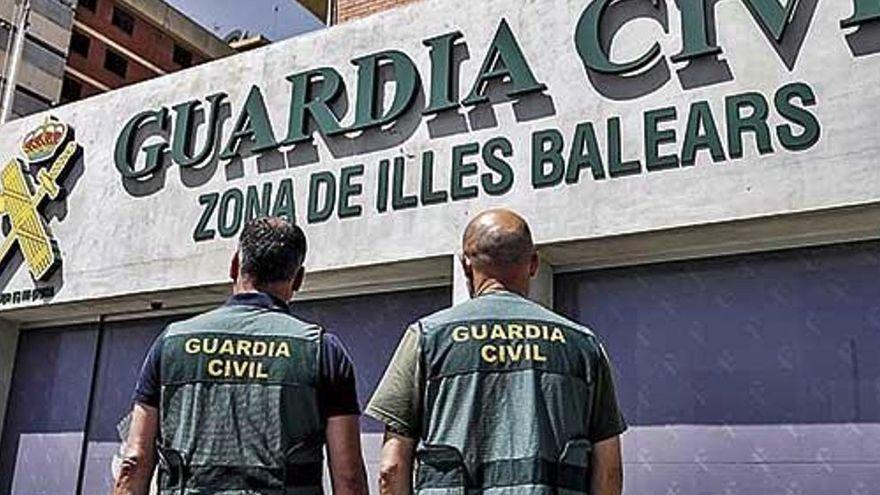 Guardia Civil nimmt auf Mallorca Terrorverdächtigen fest