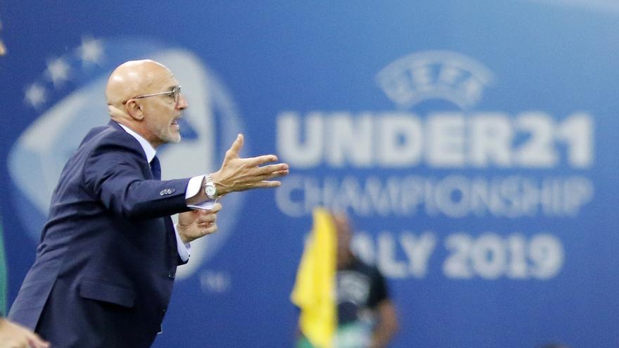 La selección española jugará contra Argentina, Australia y Egipto en el torneo olímpico de fútbol