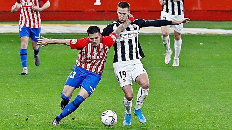 El Albacete se interesa en el exjugador del Oviedo Señé