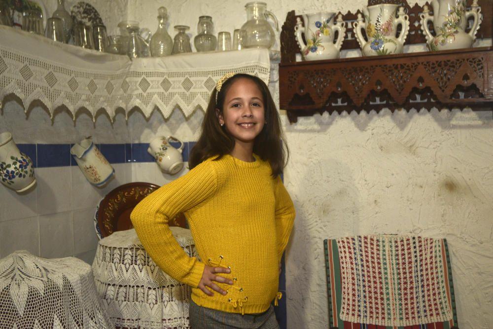 Isabel García Gálvez, de El Mortero