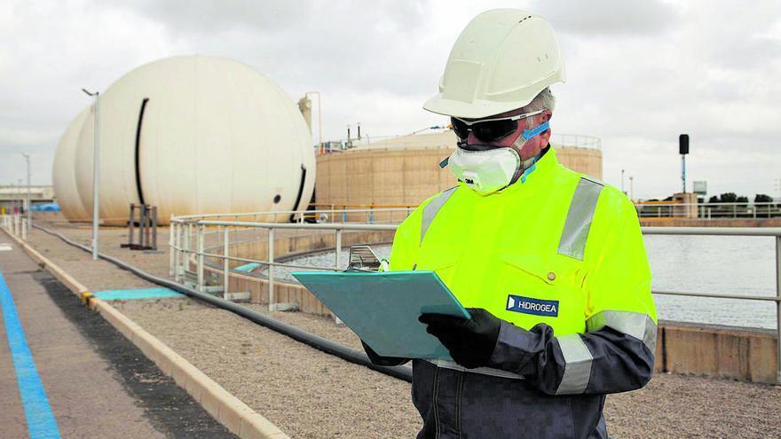 Hidrogea ofrece las máximas garantías durante la pandemia para brindar el mejor servicio de agua a sus clientes
