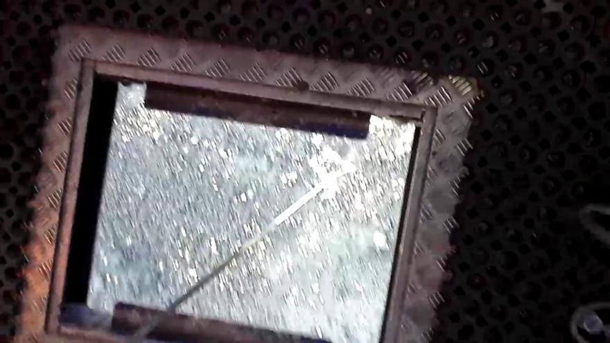 Así fue el rescate en el Teide por la avería del teleférico