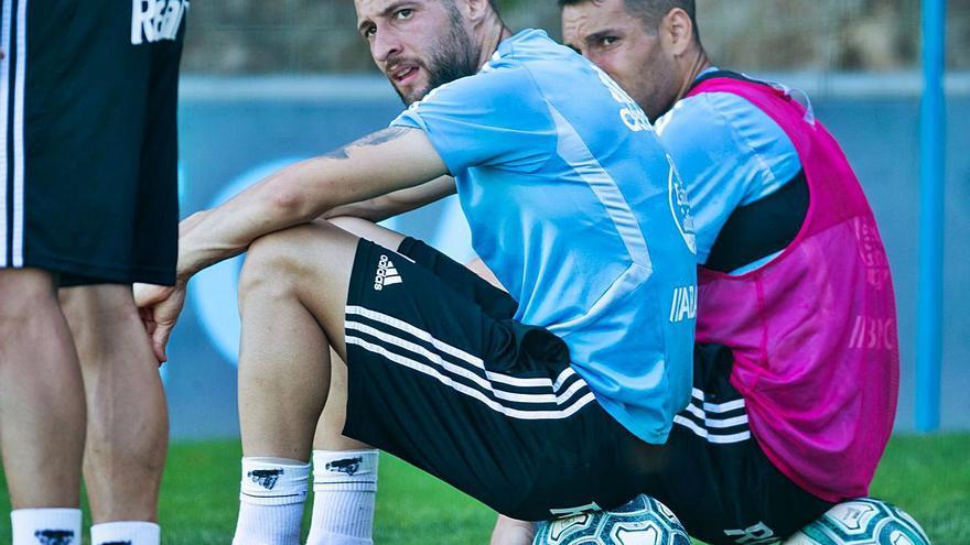 El Celta comunica a David Juncà que rescindirá su contrato en junio