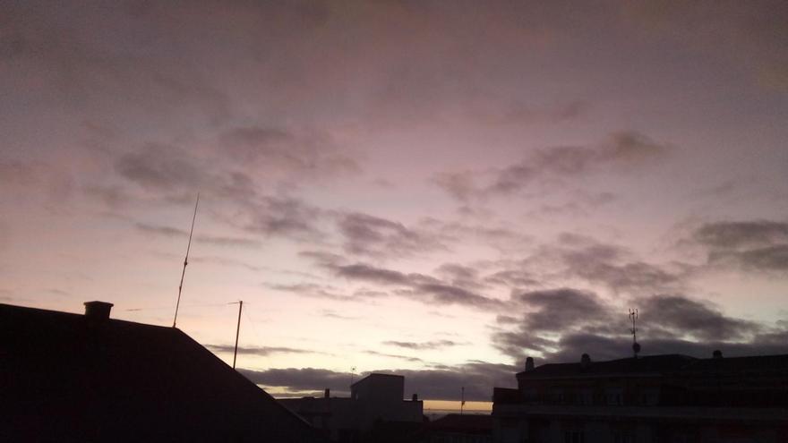 El tiempo en Zamora: sábado nublado y libre de lluvias