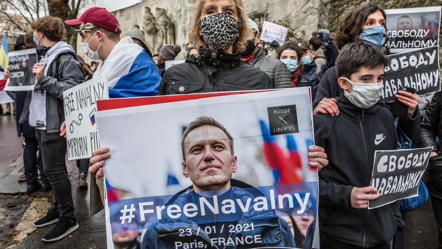 Relatores de la ONU denuncian que Navalni está siendo torturado