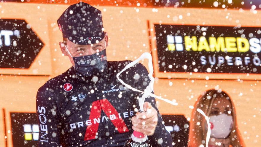 Tao Geoghegan Hart, el chico de Londres que gana un Giro de Italia por sorpresa