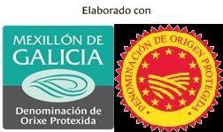 Sellos de Mexillón de Galicia.