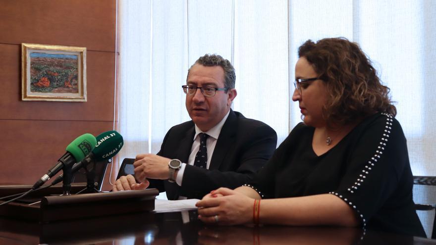 """PP critica las """"guerras internas"""" del Botànic y pide a Puig y Oltra que """"se dejen de espectáculos bochornosos"""""""