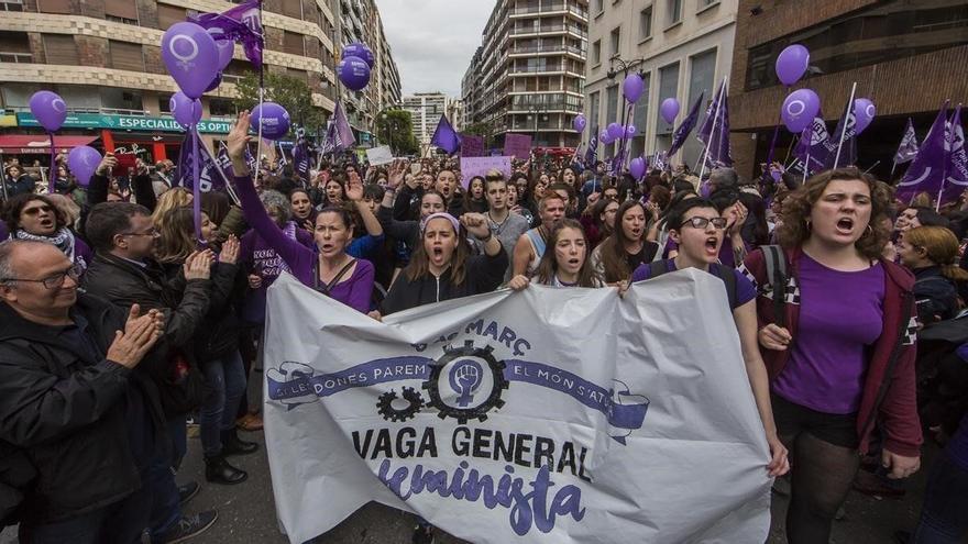 ENCUESTA | ¿Estás a favor de que haya manifestaciones el 8-M?
