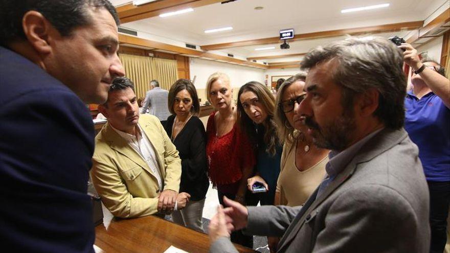 La oposición acusa a PP y Cs de tirar de márketing para evaluar el plan de choque municipal