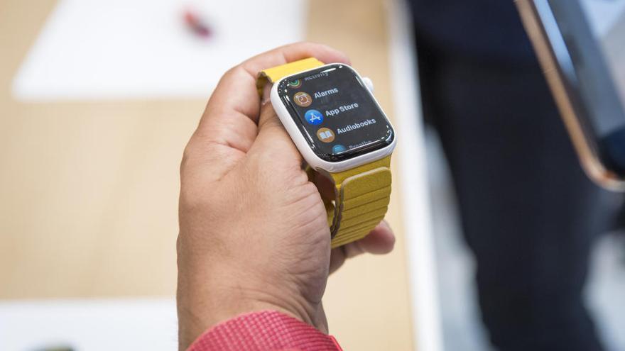 Watch Series 5, las novedades del nuevo reloj de Apple