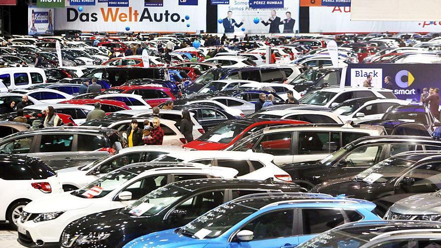 Galicia suma dos años de caída en la venta de coches a la espera del golpe del WLTP
