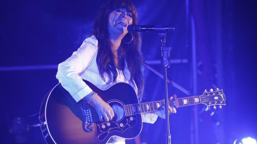 Así fue el concierto de Vanesa Martín en Gijón