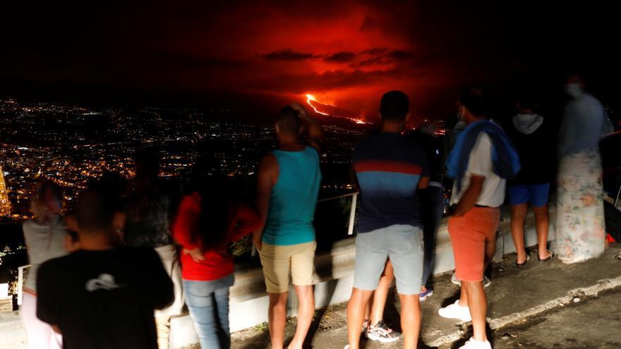 Directo | La lava, que ya ha arrasado 461 edificios, ralentiza su velocidad